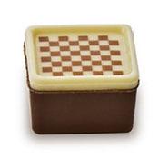 Holy Chocolate Chessboard checker Gourmet Swiss milk Chocolate Truffle