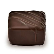 Holy Chocolate Square Hazlenut Gourmet Dark Chocolate Truffle