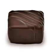 Holy Chocolate Square Hazlenut Gourmet Dark Chocolate Truffle