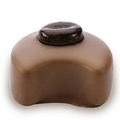 Holy Chocolate Latte Moon Gourmet Chocolate Truffle