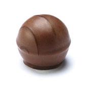 Holy Chocolate Gourmet Passion fruit Milk Chocolate Truffle